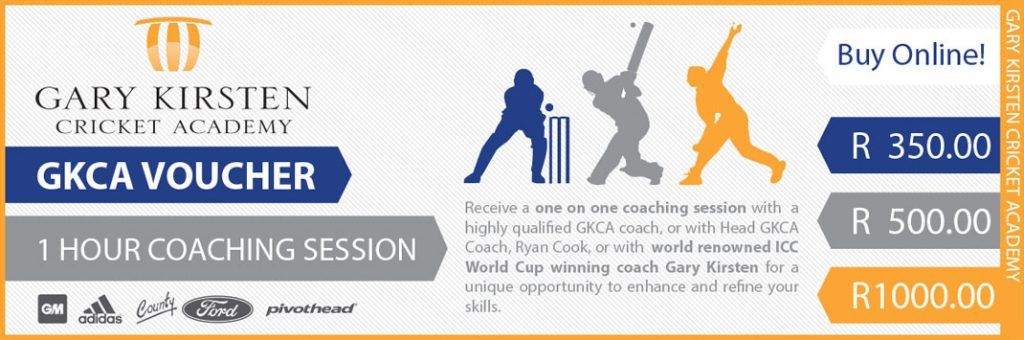 Private Coaching Vouchers