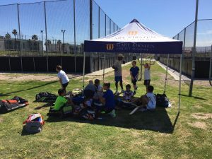 Century City school holiday coaching clinic