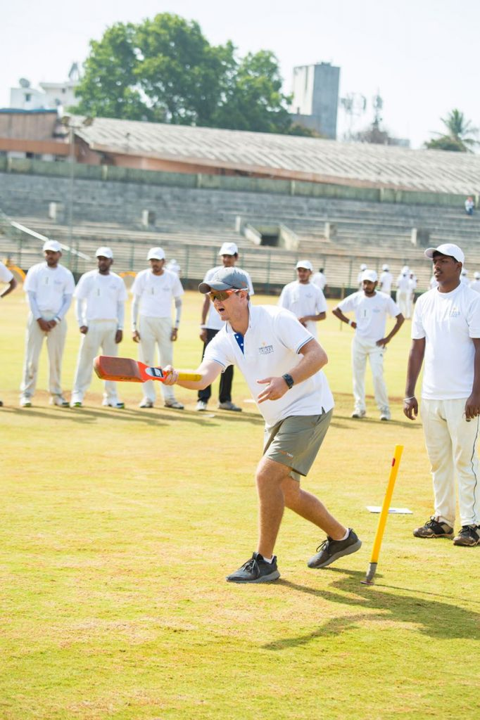Gary Kirsten Cricket India