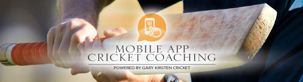 Gary Kirsten Launches Free Online Coaching Service Via Mobile App
