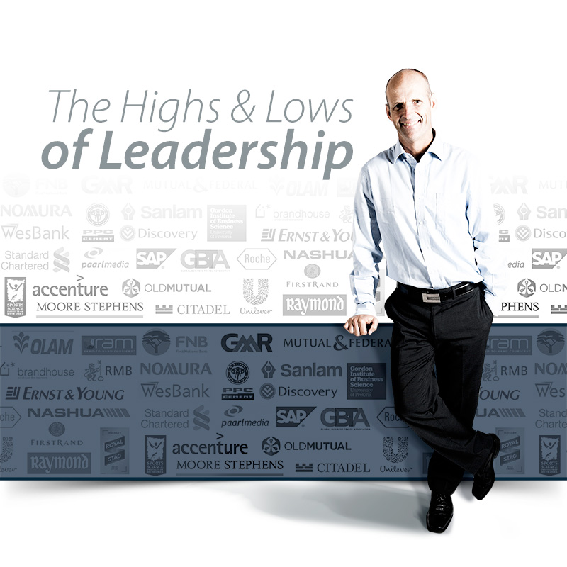 The Highs & Lows of Leadership with Gary Kirsten