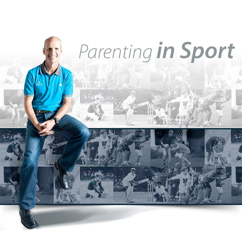 Parenting in Sport with Gary Kirsten